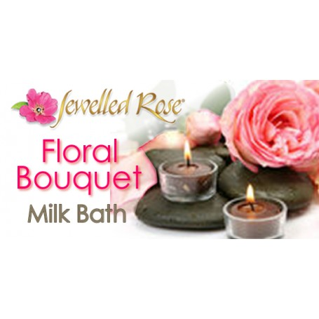 Floral Bouquet Milk Bath