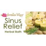 Sinus Relief  Bath Tea
