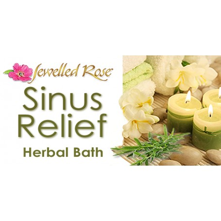 Sinus Relief  Bath Tea