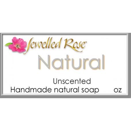 Luscious Soap - Natural